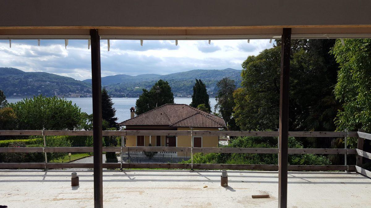Villa Ranco - Vista soppalco