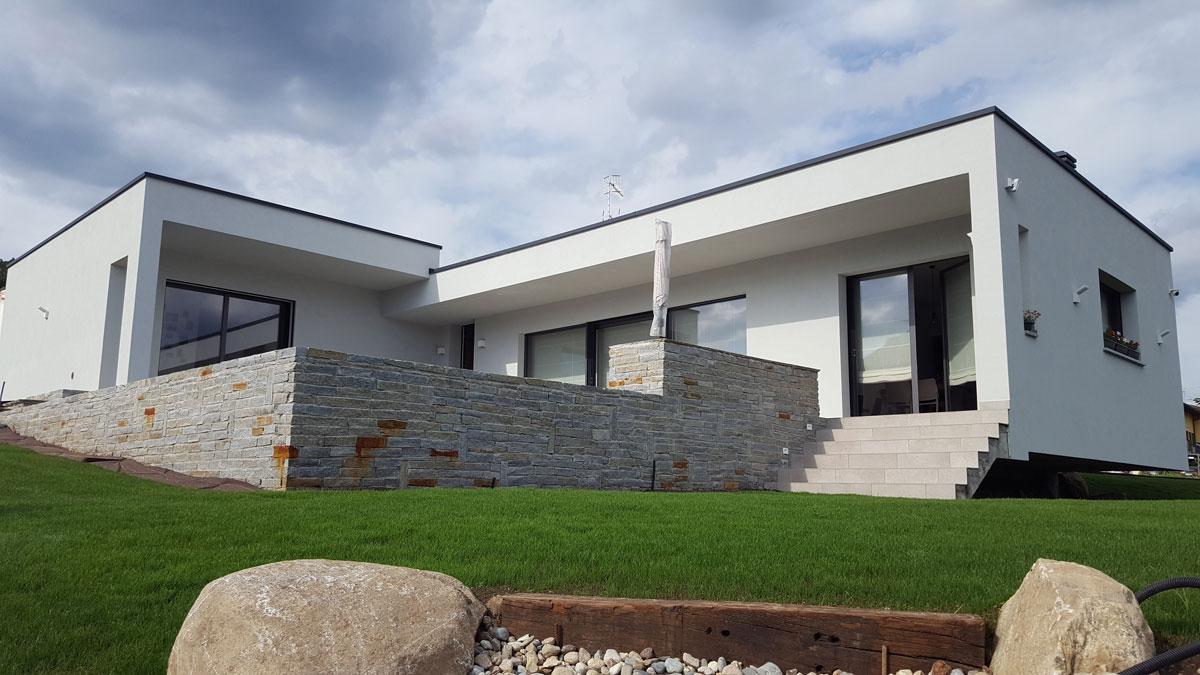 Villa Mercallo - Vista complessiva
